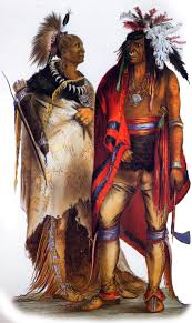 woodland indians iroquois and algonquin 8 humanities