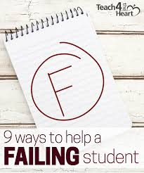 Reference Letter For A Student From A Teacher 9 Ways To Help Failing Students