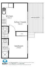 1 bedroom granny flat floor plans single garage conversion to bedroom google search home w
