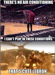 Funny Navy Memes - military vs lebron navy memes clean mandatory fun memes