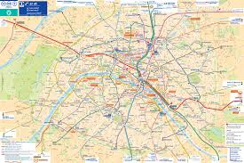 Brandeis Map Map Of Paris Attractions My Blog