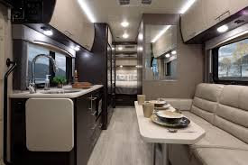 Front To Back Split House Vegas Ruv Class A Motorhomes Thor Motor Coach