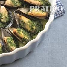 cuisine au four moules au four beurre à l ail recettes cuisine et nutrition