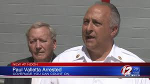 Arizona Firefighters Association by President Of Cranston Firefighters U0027 Union Arrested Youtube