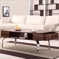 Modern Walnut Coffee Table Lawson Modern Walnut 2 Drawer Coffee Table By Enitial Lab Ynj 914ct