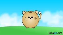 imágenes de gatos fáciles para dibujar videos dibujart com