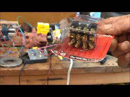 garage door opener circuit redneck garage door opener youtube