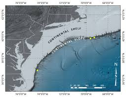 How Big Is 15000 Square Feet Virginia And The Outer Continental Shelf