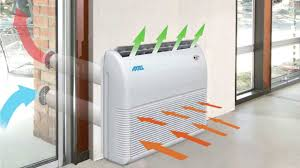 Wall Mounted Indoor Ac Unit Replace Your Air Conditioning System Which Require No Outside