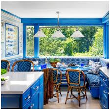 tropical colors for home interior 15 inspirational pictures of sky blue kitchens u0026 homes big chill