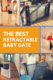 Child Stair Gates Best 25 Retractable Baby Gate Ideas Only On Pinterest Diy