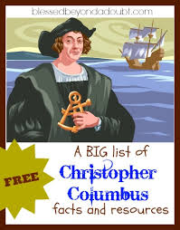 columbus day resources free printables crafts activities u0026 books