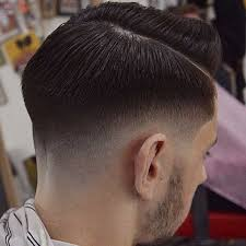 how to trim sides and back of hair gallery cutting back side for men black hairstle picture