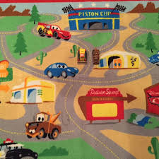 Car Play Rugs Find More Disney Cars Play Mat Rug With 2 Character Cars Included
