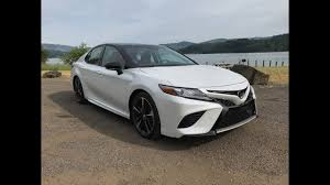 toyota camry 2018 toyota camry xse u2013 redline review youtube
