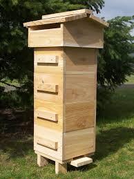 Backyard Beehive Alternative U201cgarden Hives U201d For The Gardener Seeking Honeybee