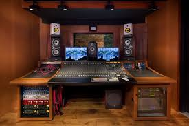 Music Studio Desk Plans by Custom Recording Studio Furniture Scs