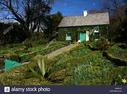 gardeners cottage glenveagh castle walled potager potagers garden