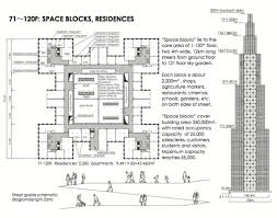 skyscraper floor plans 10 best sky city images on pinterest buildings floor plans and