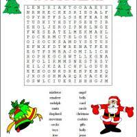 free printable christmas word search i love christmas