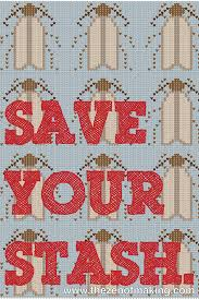 clothes moths how to save your yarn stash fabric wardrobe and
