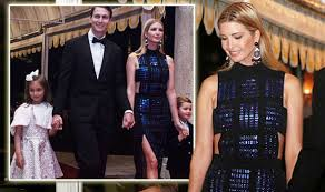sexiest new years dresses ivanka look at donald s new year s with jared kushner