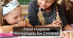 food hygiene worksheets for children in ks1 ks2 u0026 ks3