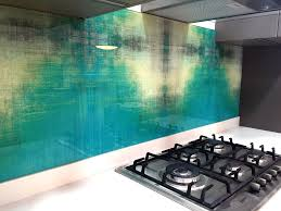 the latest technology produces high quality kitchen glass splashbacks