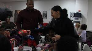 santa with will smith and wife racquel youtube