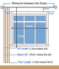 Easy Way To Hang Curtains Decorating How To Measure For Curtains Decorating Our Home Pinterest