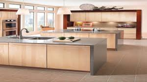 modern kitchen burl maple ideas about solid wood kitchen cabinets