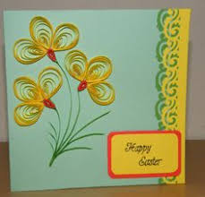 handmade birthday card by quilling quilled creations quilling