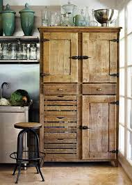 Antique Kitchen Cabinets Kitchen P Rustic Kitchen Cabinets Distressed White Blue Wood