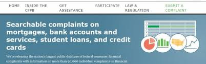 consumer bureau protection agency informing all financial customers consumer protection agency