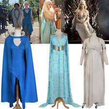 Games Thrones Halloween Costumes Game Thrones Costume Ebay