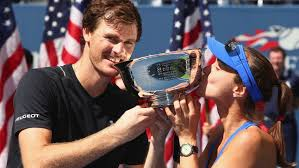Us Open Jamie Murray And Martina Hingis Win The Mixed Doubles