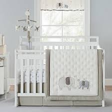 Elephant Crib Bedding Sets Harriet Bee Kenia Elephant Baby Walk Crib Bedding Set Reviews