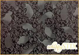 rare black cat fabric by the yard kona bay fabrics shadow cats