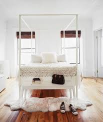 Brooklyn Bedrooms Futuristic White Apartments With Traditional Touch In Brooklyn