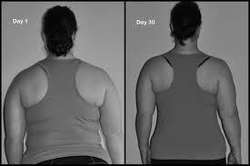 4 quick and simple back exercises to blast back fat and arm flab