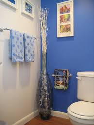 royal blue bathroom design inspirations home interior decoration