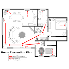 home evacuation plan 2