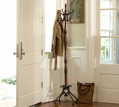 entryway rack entryway with wainscoting and traditional standing coat rack