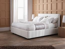 king size ottoman bed frame serene lucca white super king size ottoman bed bed storage