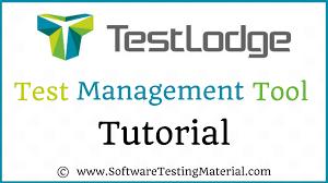 testlodge tutorial testlodge test management tool tutorial