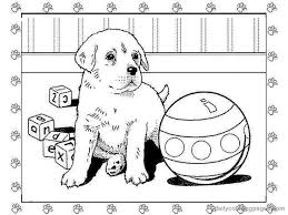 25 puppy coloring pages ideas