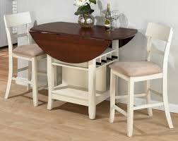 Black Drop Leaf Kitchen Table by Kitchen Ultra Drop Leaf Tables Dining Table With Wooden Chairs