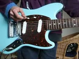 fender mustang guitar fender mustang 69 ri demo