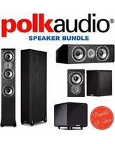 Refurbished Bookshelf Speakers Summer Is Here Get This Deal On Polk Audio Rc85i 2 Way Rectangle