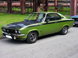 1968 opel kadett 1974 opel manta information and photos momentcar